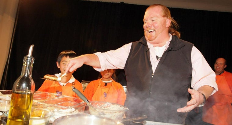 What Is Mario Batali's Recipe for Veal Cutlets With Marsala?