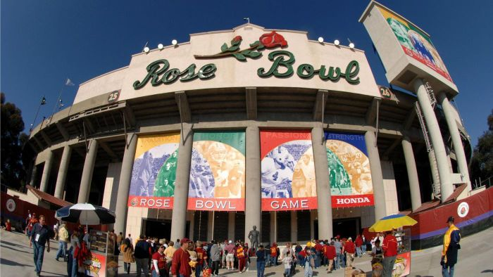 How Do You Find the Rose Bowl Seating Chart?