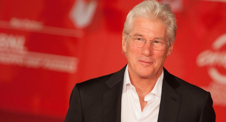 What Was Richard Gere's Last Film?
