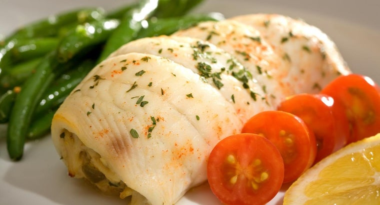 What Is a Recipe for Stuffed Flounder?