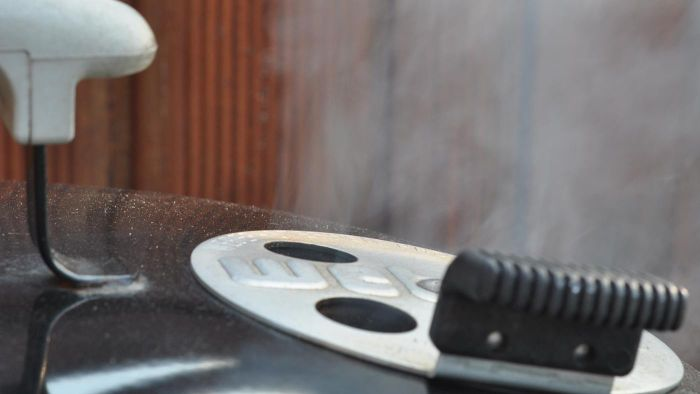 What Are Some Simple Recipes for BBQ Turkey Using a Weber Grill?