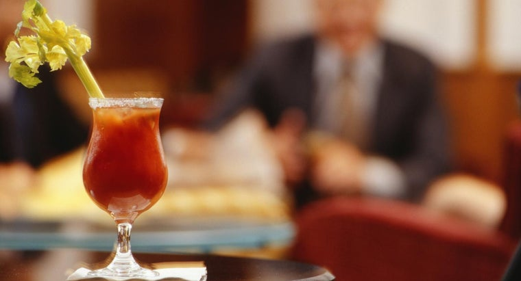 What Is the Best Bloody Mary Recipe?