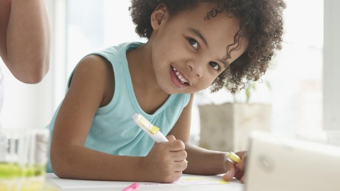 How Do You Find Printable Coloring Pages for Home-School Kids?
