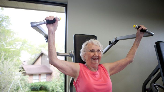 What Are Some Good Exercise Machines for Seniors?