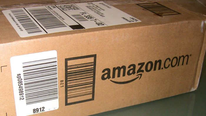 What Is the Corporate Address for Amazon?