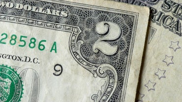 How Are Two Dollar Bills Valued?