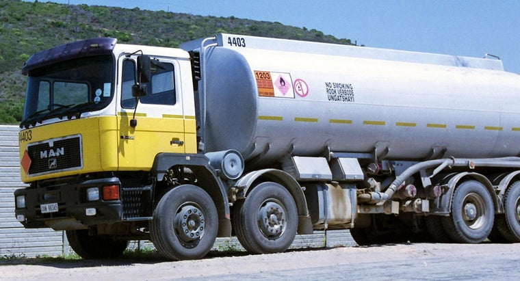 What Are the Requirements for Driving a Tanker Truck?