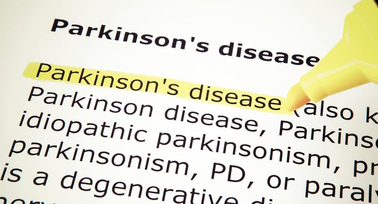 What Are the Stages of Parkinsons?