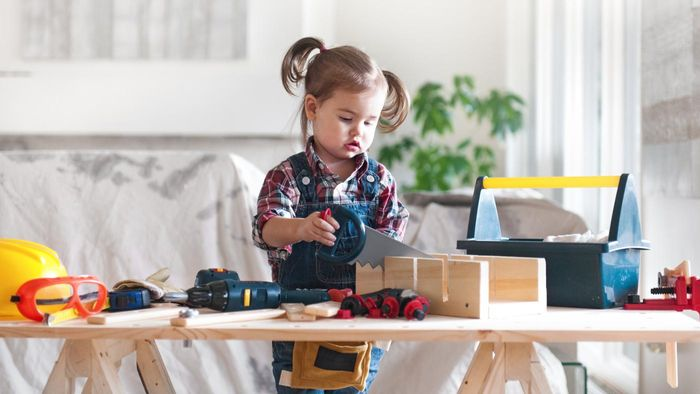 What Are Some Companies That Make Toy Tool Sets for Kids?