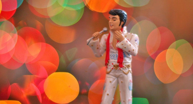 What Are Some Interesting Facts About Elvis?