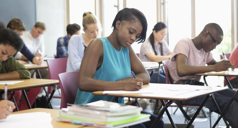 What Is the General Exam Timetable for the Average University Student?