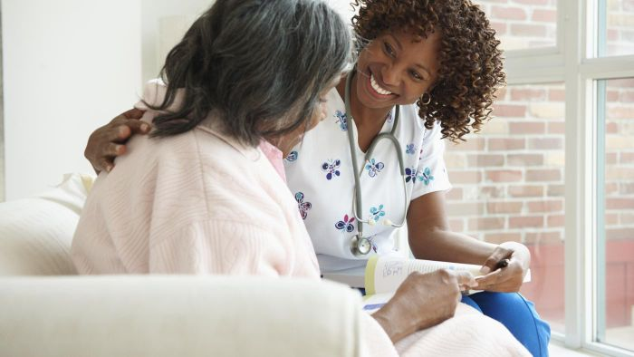 What are the services offered by hospice care?