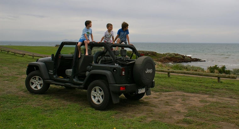 What Are Some Problems With the Jeep Wrangler?