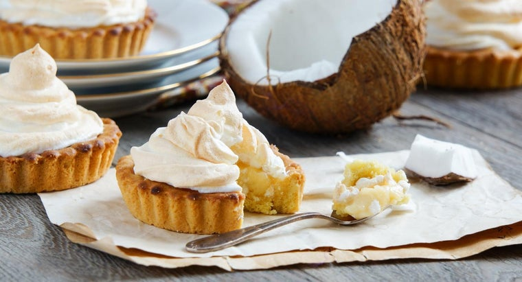 What Are Some Good Recipes for the Impossible Coconut Custard Pie?