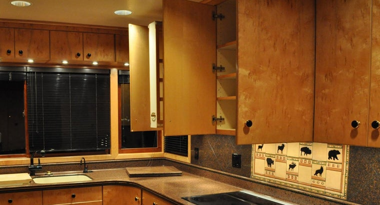 How Do You Build Your Own Cabinets?
