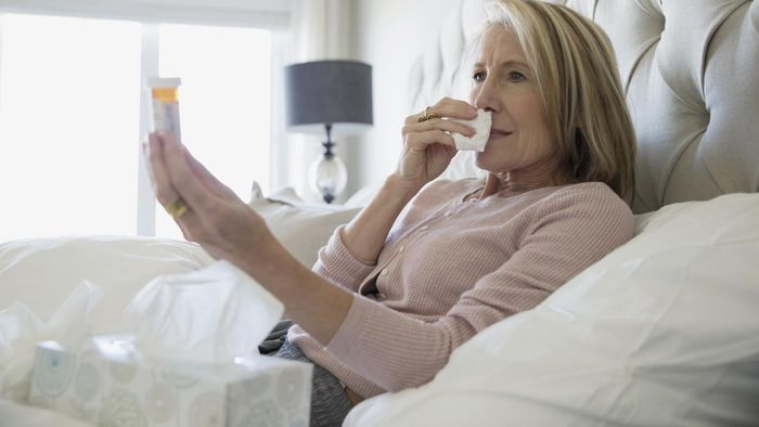 What are some treatment options for postnasal drip?