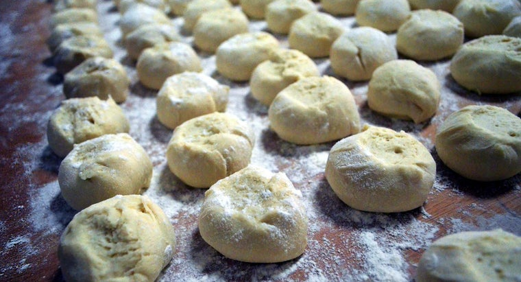 What Is a Recipe for Siopao Dough?