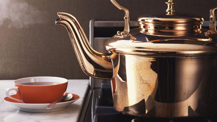 Are Copper Tea Kettles the Best Tea Kettles to Use?