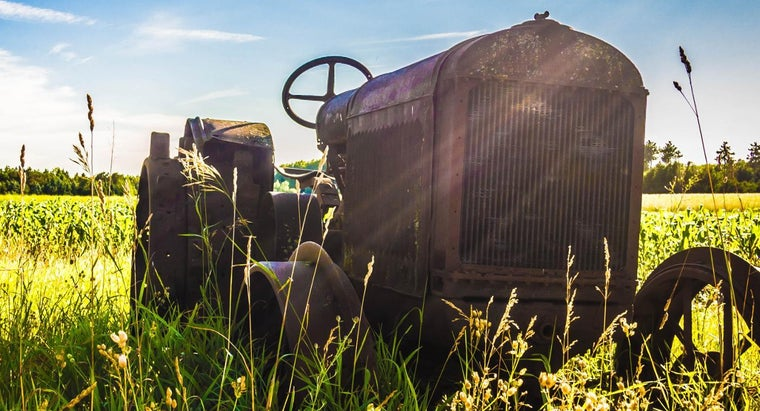 Where Can You Find Used Farm Equipment?