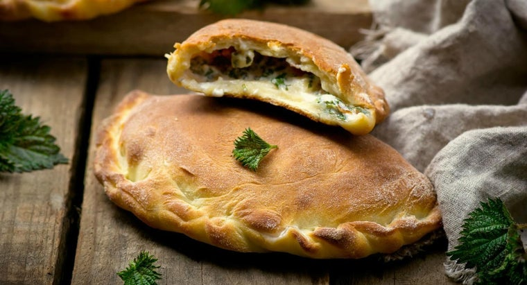 What Is a Recipe for Calzone?