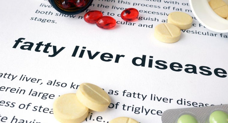 What Are the Symptoms of a Fatty Liver?