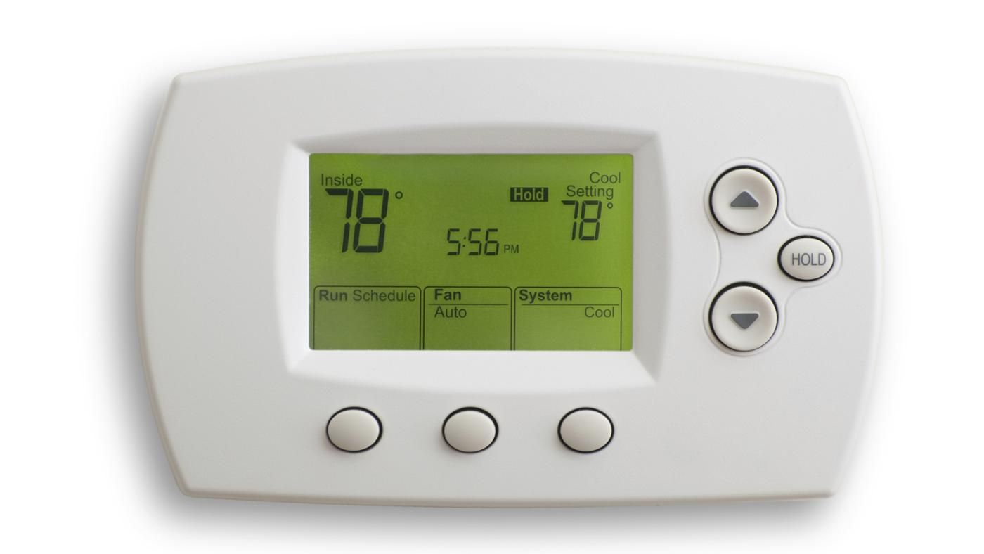 Diagram How To Program A Programmable Thermostat