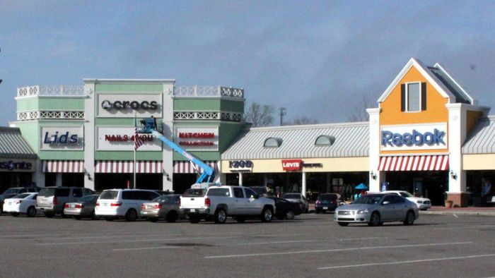 What Are Some Stores Typically Found at a Tanger Outlet?
