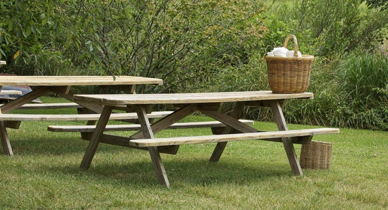 Where Can You Locate Plans for Picnic Tables?