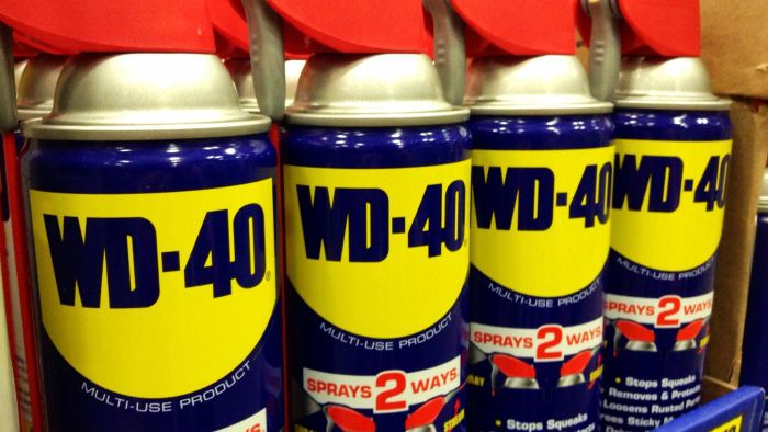 What Are Some of the Most Common Uses for WD-40?