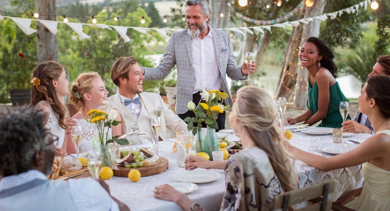 What Do You Do If the Parents of the Groom Are Divorced?