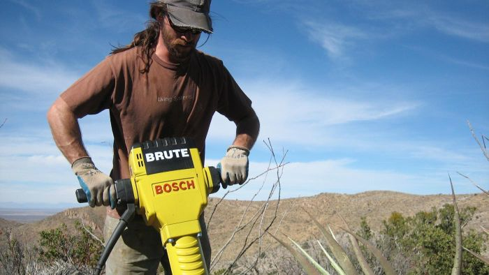 Where Can You Buy a Bosch Electric Jackhammer?