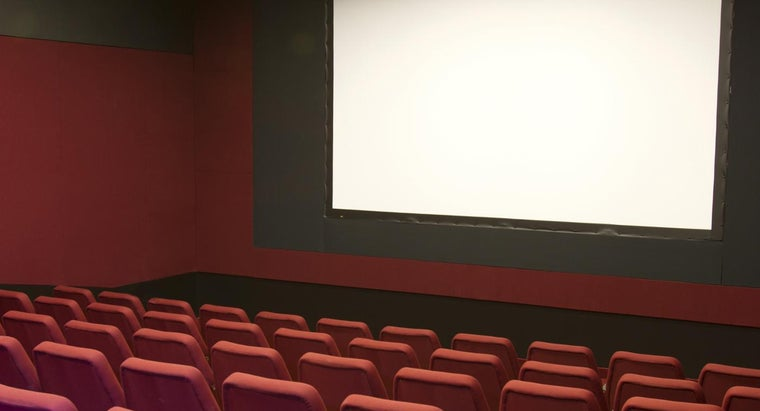 What Are the Names of Some Movie Theaters in Lancaster, Pennsylvania?