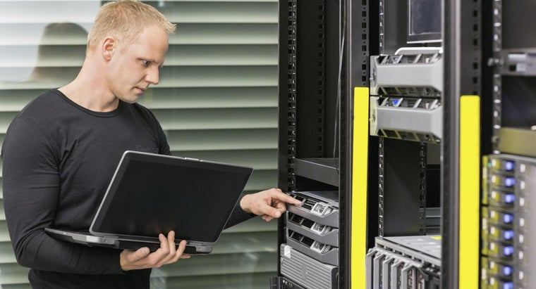 How Do You Connect a Computer to a Server?