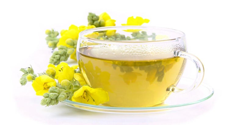 What Is Mullein Tea?