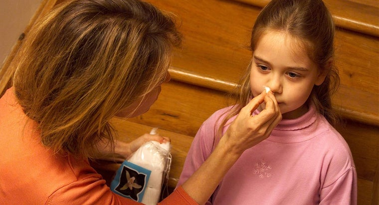 What Are Some Common Causes of Severe Nose Bleeds?