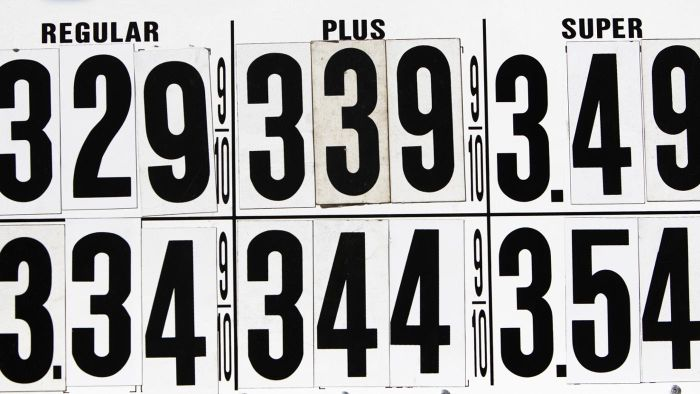 Who Publishes Average Gas Prices in the United States?