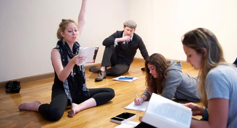 What Are Some Hollywood Acting Schools?