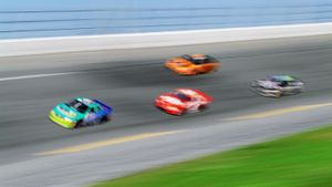 Where Can You Find an Official Points Standing List for NASCAR Drivers?
