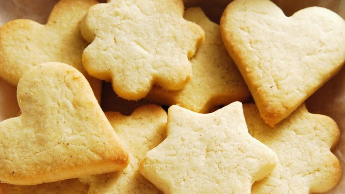 Where Can You Find Easy Recipes for Shortbread?