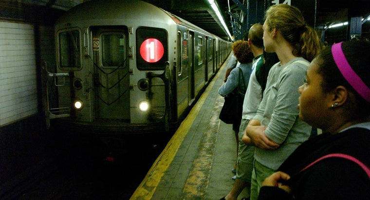 Where Can You Find the Metro-North Train Schedule for the NYC Metro Area?