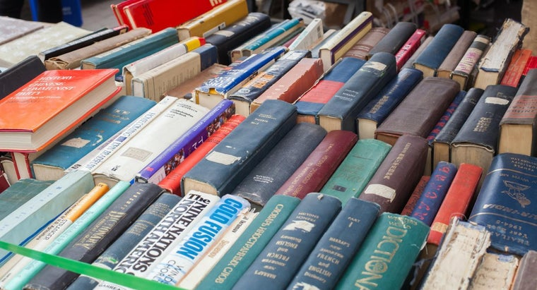Where Can You Sell Old Books for Cash?