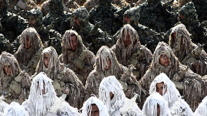 How Do You Make a Ghillie Suit?
