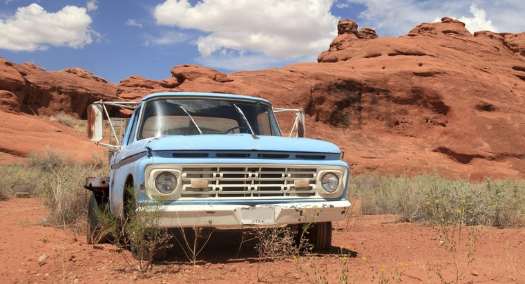 Where Is the Best Place to Buy a Used Truck?