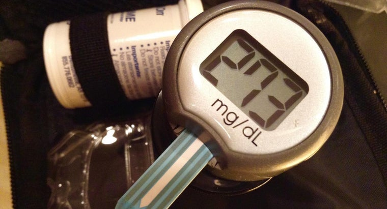 How Soon After a Meal Should a Diabetic Check His Blood Sugar Level?