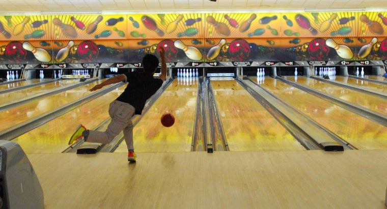 Where Can You Find Bowling League Standings?