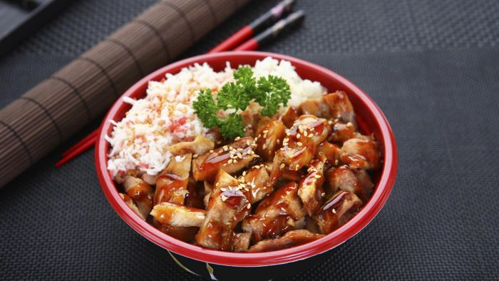 What Is a Recipe for Baked Teriyaki Chicken?