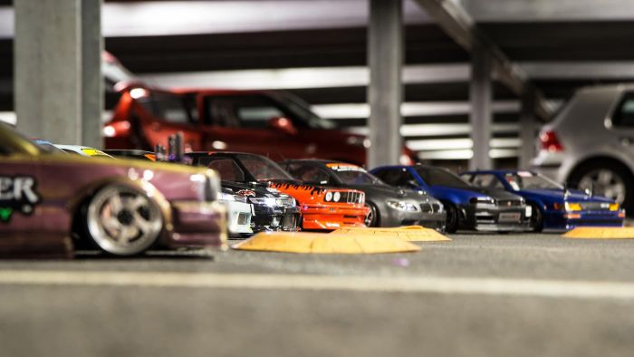 What kind of fuel do high-end remote-control cars use?