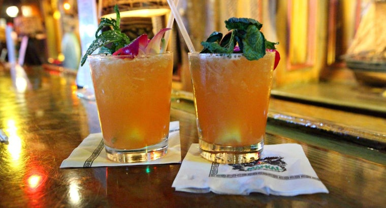 What Is a Mai Tai Cocktail?