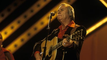 What Was the First Album That George Jones Made?