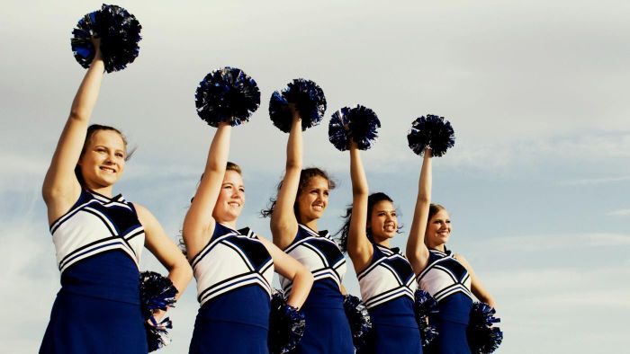 What Are Some Well-Known College Cheerleading Squads?